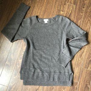 Club Monaco Brown Cashmere Sweater